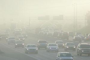 Pollution de l'air extérieur et cancers Sante_smog_1
